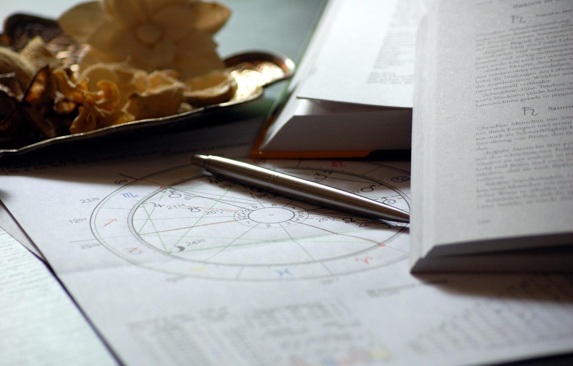 Astrologische Ausbildung